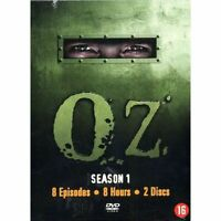 COFFRET DVD SERIE DRAME : OZ - SAISON 1 INTEGRALE - PRISON HAUTE SECURITE - 0z