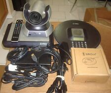 LifeSize Express 220 Video Conferencing w/Camera 10x/Phone/MicPod/Remote/Cables