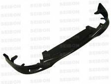 00-02 Toyota MRS OE Seibon Carbon Fiber Front Bumper Lip Body Kit FL0003TYMRS-OE