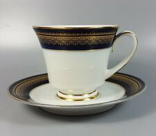 LEGACY by NORITAKE VIENNA 2796 TEA CUP AND SAUCER (PERFECT)