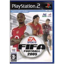 PLAYSTATION 2 FIFA FOOTBALL 2005 PAL PS2 [UVG] YOUR GAMES PAL