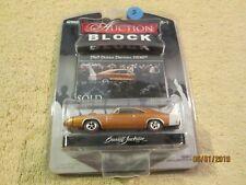 2008 GREENLIGHT AUCTION BLOCK 1969 DODGE DAYTONA HEMI RARE NEW