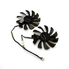Replacement GPU Cooling Fan Cooler for ZOTAC GeForce GTX 1080 1070 AMP Edition
