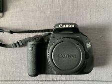 Canon EOS 600D Reflex/DSLR,18MP, Très bon état+Objectifs: 18-135mm + 50mm F1.8