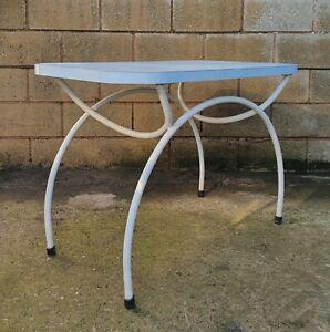 Mid Century Vintage Atomic Style Kitchen Table