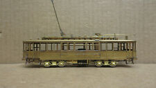 Soho Los Angeles Railway Type B-1 Unpainted Brass HO