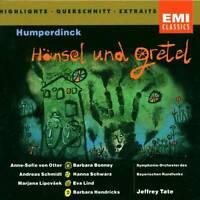 Humperdinck: Hansel & Gretel Highlights