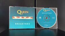 Queen - Breakthru 3 Track CD Single