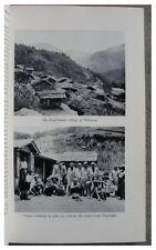 1933 Walton - FORMOSA - Head Hunters - UNCHARTED MOUNTAINS - Pre-Dates Book - 6