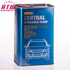 1 Liter Zentral Hydrauliköl / Servo Lenkung Öl Grün VW, Audi, Seat, Skoda!!