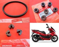 GENUINE Honda PCX125 Drive Belt & Roller Weights & Sliders 2015 2016 2017 2018