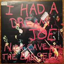 "Nick Cave and The Bad Seeds: I Had a Dream, Joe 7"", Vinyl, LTD Edition #4202"