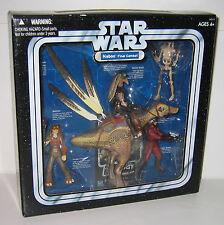 2004 Star Wars Naboo Final Combat Set 5-Figures MISB