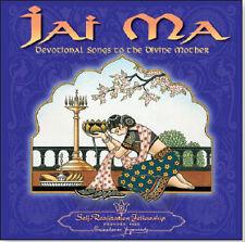 PARAMAHANSA YOGANANDA: JAI MA INDIAN DEVOTIONAL SONGS 2-CD- SET - INDIAN BHAJANS