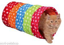 Nuevo Polar Gato Gatito jugar túnel 50 Cm
