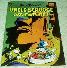 Walt Disney's Uncle Scrooge Adventures 3, NM- (9.2) 1988, Bongo on the Congo!