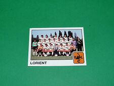 PANINI FOOTBALL FOOT 90 N°403 FC LORIENT MOUSTOIR MERLUS 1989-1990