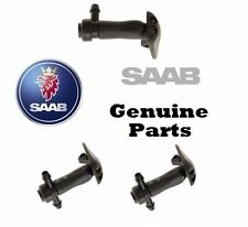 Saab Windshield Washer Nozzle Set of 3 9-5 Aero Arc Linear 2.3t Genuine
