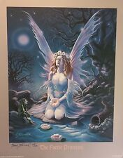 The Four Queens of the Tarot by Frank Brunner FANTASY ART PRINT