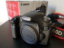 Canon EOS 60D Solo Corpo, condizioni perfette. Body only, excellent condition