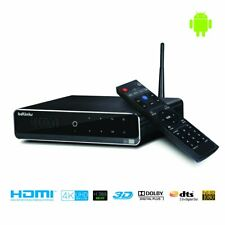 KD Links A300 Media Player, 4K, H.265 HEVC, 3D, Dolby Support, DTS 2.0, HDD Bay