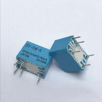 5pc TAKAMISAWA Signal Relay SY-12-K SPDT 1C Coil= 12VDC Japan