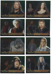 2006 Topps LOTR Lord of the Rings Evolution Base Card You Pick, Finish Your Set
