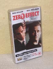 Zero Effect (1998) - VHS - Bill Pullman, Ben Stiller, Ryan O'Neal