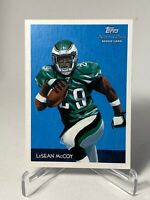 2009 Topps National Chicle LeSean McCoy C91 ROOKIE card RC