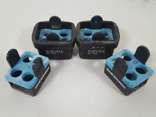2x Sorvall 11053 Centrifuge Rotor Buckets With Inserts
