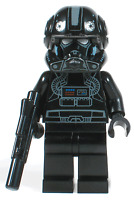 LEGO STAR WARS - IMPERIAL V-WING PILOT - 7915 - BRAND NEW