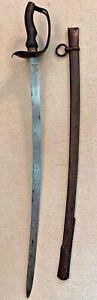 Vintage Artilleria FCA Nacional Toledo Long Sword with Scabbard