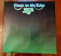 "YES- ""Close To The Edge"" RARE NM Vinyl Atlantic SD 7244 Gatefold Original 1972"