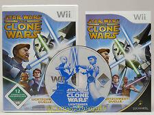 Star Wars: The Clone Wars - Lichtschwert-Duelle für Nintendo Wii