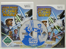 Star Wars: the Clone Wars-Spada Laser-duelli per Nintendo Wii