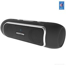AZATOM STORM Bluetooth Speaker Android iPhone iPod 24 Watts 24hr Battery - Black