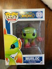 POP! Figure, World Of Warcraft,Murloc #33,Rare,Collectors Item
