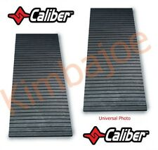 "TWO (2) Caliber Snowmobile Trailer Trax Mat 18"" W x 54"" L x 1/2"" Thick"