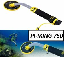 Underwater Metal Detector PI-iking 750 Waterproof Pinpointer Gold and Treasure N