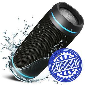 TREBLAB HD77 Bluetooth Speaker True Wireless Stereo Cordless for Outdoor Sports