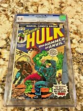 INCREDIBLE HULK #182 CGC 9.4 EARLY WOLVERINE CAMEO HIGH GRADE MARVEL KEY ISSUE!