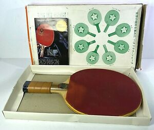Butterfly Soft D13 Ping Pong Paddle Table Tennis Racket Tamasu Co Tokyo Red