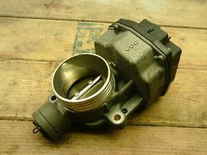 (547) Peugeot 207 Citroen C2 C3 Throttle body 1.1 1.4 8v HFX KFV 9640796280
