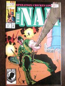 THE 'NAM #71 (MARVEL, 1992) Near Mint, 9.4 or better in Grade