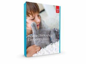 Adobe Photoshop Elements 2020 - VOLLVERSION, Windows & Mac Download - PAYPAL