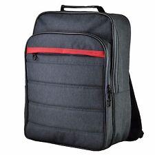 "Laptop Computer Backpack Double Single Shoulder Bag For Laptop up to 14"""