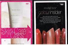 Mary Kay, Skin Care Class, Colour Insider, 3 DVDs