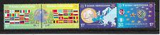 n220 BOSNIEN-HERZEGOWINA/ 50 Jahre CEPT-Marken MiNr 419/22 A ** Viererstreifen