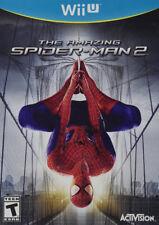 The Amazing Spider-Man 2 Wii-U New Nintendo Wii U, Nintendo Wii U