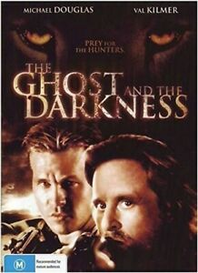 The Ghost and the Darkness [New DVD] Australia - Import, NTSC Region 0